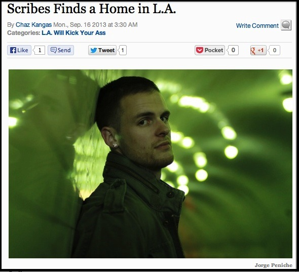 LA weekly screen pic